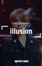 Illusion; Jungwoo by ddonghyuck