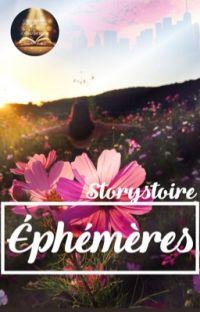 Ephémères cover