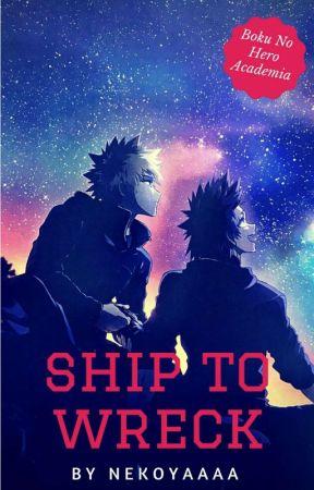 Ship to wreck  by Nekoyaaaa