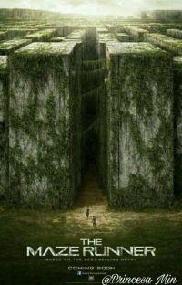 The Maze Runner: correr o morir (Newt y tu) cover