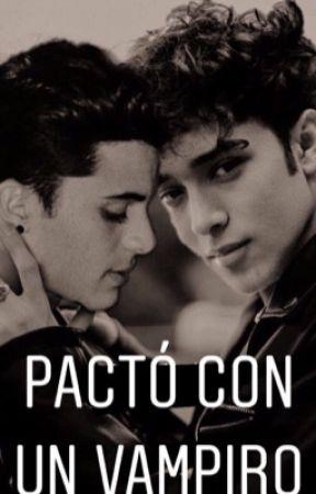 Pacto Con Un Vampiro [Joerick] Adaptación  EDITANDO  by Joerick_tumblr