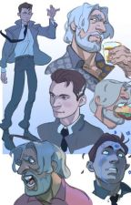 Imágenes Detroit Become Human by LittleMess_Harry