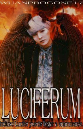 LUCIFERUM © |YoonMin| #1 by WuanprogOne17