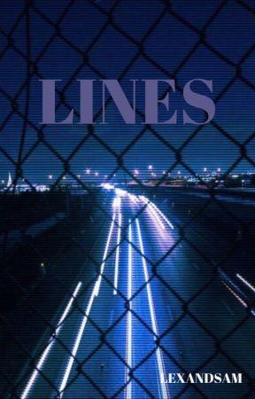 lines   knj & friends by lexandsam