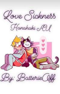Love Sickness (Hanahaki Au) cover