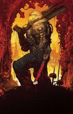 Remnants Eternal Doom (DOOM ETERNAL! reader x rwby) by ICANREAD265_2