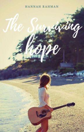 The Surviving Hope #Wattys2019 by hopelesslyromantic10