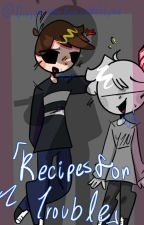recipes for trouble {principal of the thing x reader} by PastelGhhost