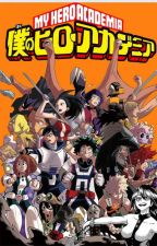 My Hero Academia - (Squad/Class) Chats by Lucario765G