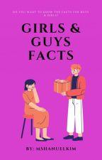 Girls & Guys Facts  by MsHanuelkim