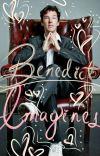 BENEDICT CUMBERBATCH IMAGINES  cover