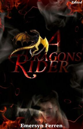 A Dragon's Rider (Edited) by 101silver_wolf