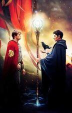 Merlin short stories by nemomenovit