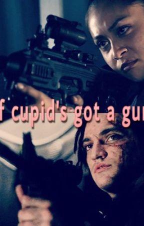 If Cupids Got A Gun by mixfeels