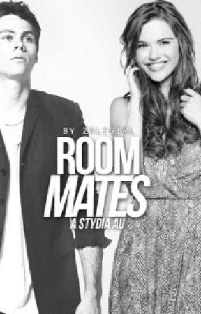 UNFINISHED Stydia AU - Room Mates - Teen Wolf. by enchantedstydia