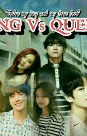 King vs Queen by Taehyungzx1980