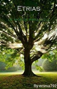 Etrias: le monde parallèle cover