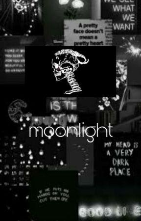 Moonlight • XXXTENTACION by winkwinkpink