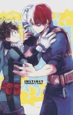 Boku no Hero Academia Dj: Instinct manga   Tłumaczenie by xSleepyQueenx