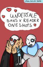 undertale sans x reader oneshots (english) by paranoidvoidart