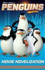 Penguin of Madagascar the movie. oc by midnightbloom123