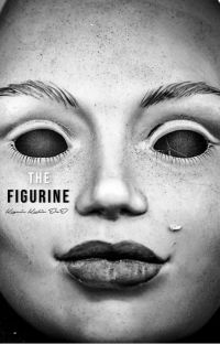 The Figurine | A short horror text message story | Complete cover