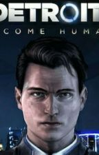 💙Miss Officer and an Android 💙 Connor x Reader Detroit Become Human  by GoyoAMystery