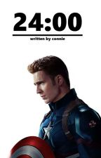 24:00 (Steve Rogers Fanfic) by ConWeCallLove
