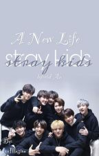 A New Life ( Stray kids Hybrid Au) by IvyIllusion