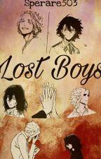 Lost Boys by Sperare503