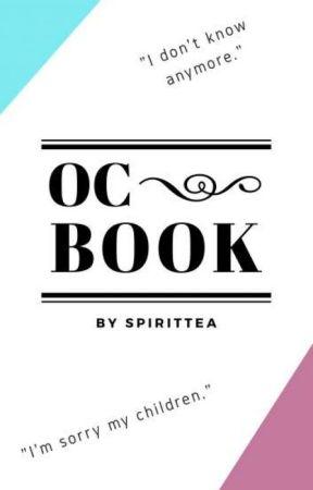OC Book by --corisuana