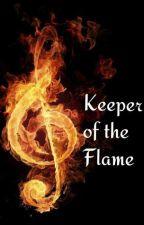Keeper of the Flame - Is It Love? Colin Fan Fic #2 by Serafima_Hromyk