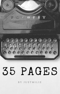 35 Pages [EN REEDITION] cover
