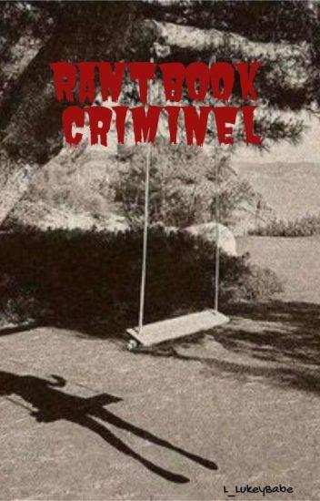 Rantbook Criminel