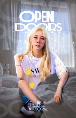 Open Doors by nebularae