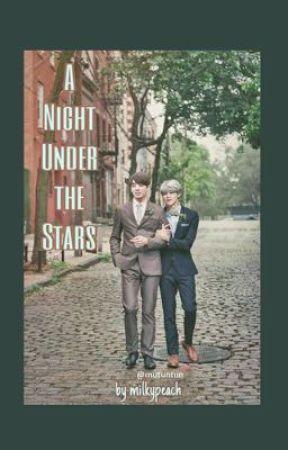 A Night Under the Stars [JIKOOK PROM AU]  by milkypeach29