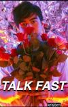 talk fast // calum hood cover