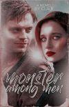 Monster Among Men | 𝐁𝐔𝐂𝐊𝐘 𝐁𝐀𝐑𝐍𝐄𝐒 cover