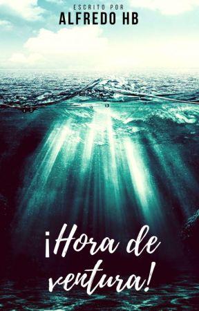 Hora De Ventura by AlfredoHB