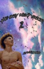 The Boy Next Door 2   LaMelo Ball by Danniduhh