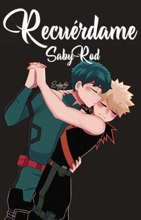 Recuérdame - Omegaverse (DekuKatsu) TERMINADA by Saby-Rod