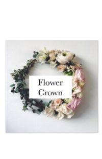 Flower Crown cover