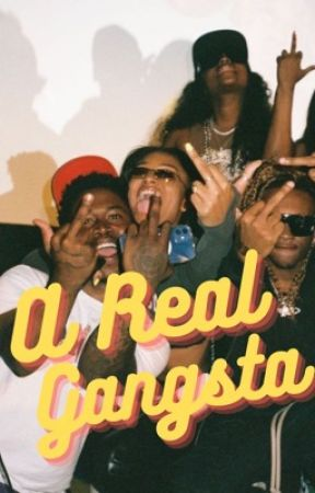 A Real Gangster// Boondocks x Reader// by Mitchell163