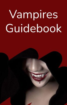 Vampires Guidebook by WattpadVampires