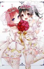 μ's Wedding Show by SilentDrago