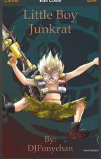 Little boy Junkrat  by DJPonychan
