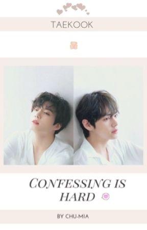 Vkook - Confessing is hard (En pause) by chu-mia