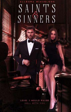 Saints & Sinners (Sinners, #1)  by ultraviolet_death