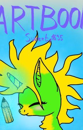 My Artbook ♥ by Sweety1635