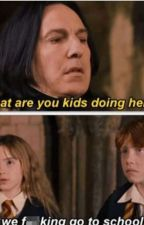 Harry Potter Characters React To Ships by rebeccarules1002